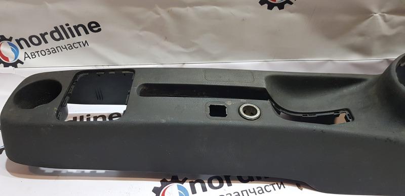 Центральная консоль Skoda Fabia 2 Combi 1.2 BZG