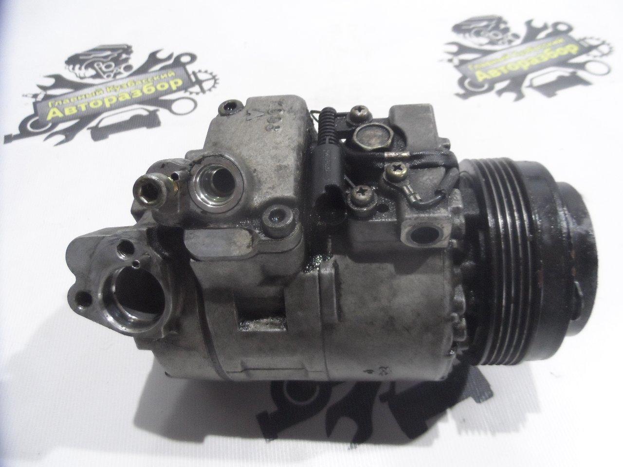 Компрессор кондиционера Bmw 3-Series E46 M43 1998