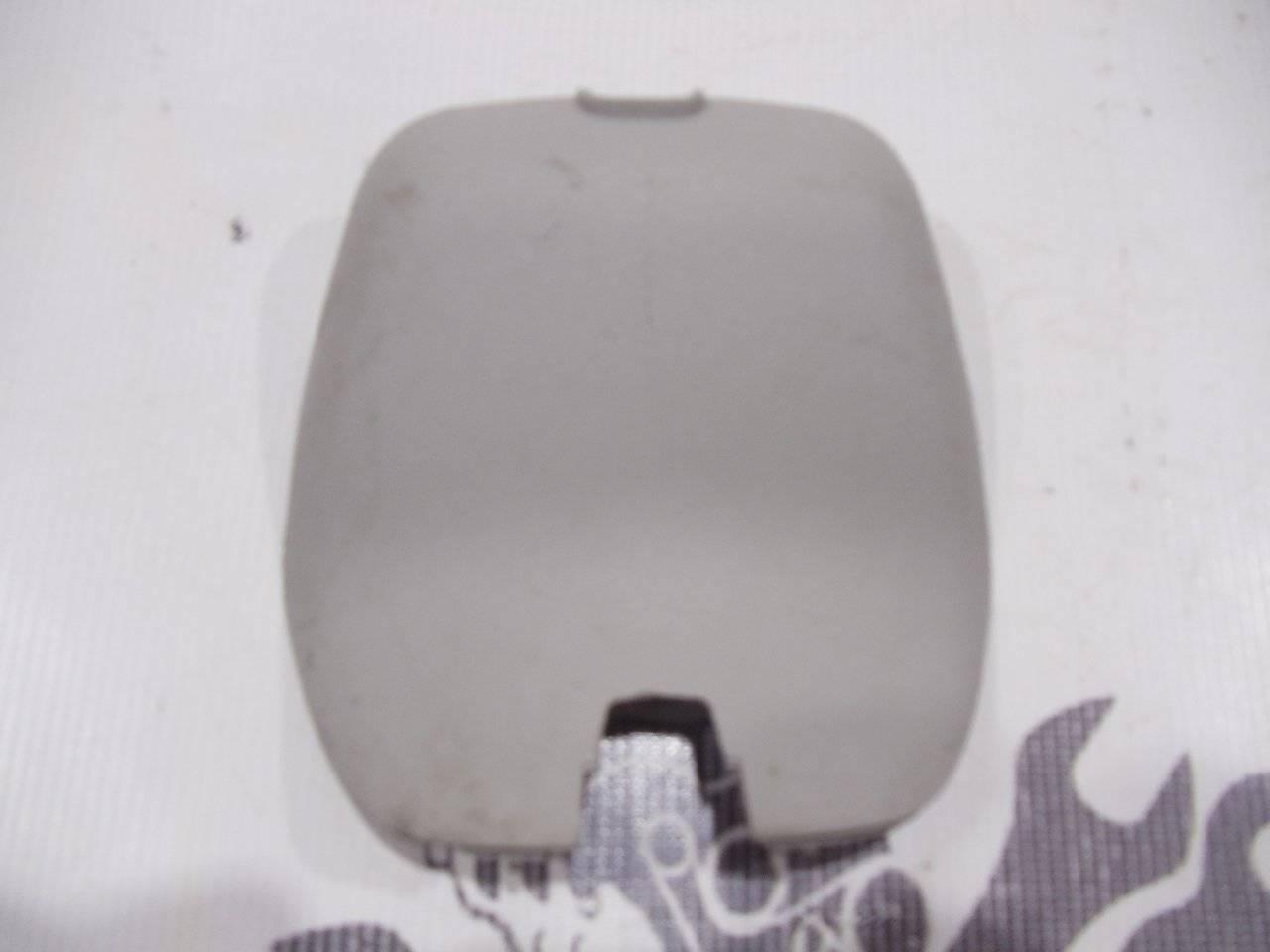 Накладка кузова внутри Nissan Primera P12E QG18DE 2002 задняя
