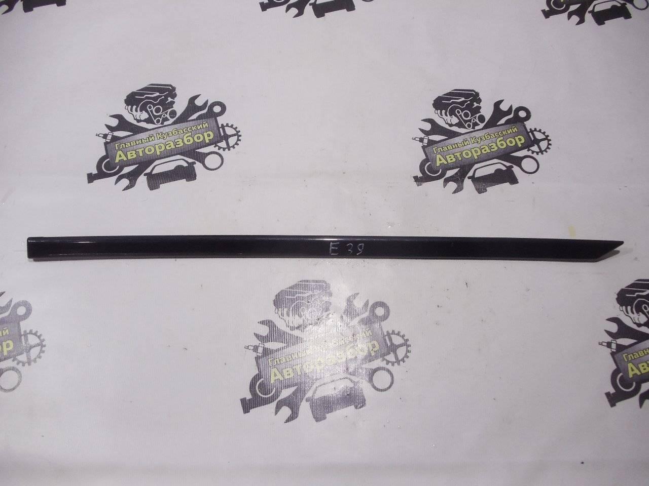 Накладка декоративная Bmw 5-Series E39 M52B25 1995 правая
