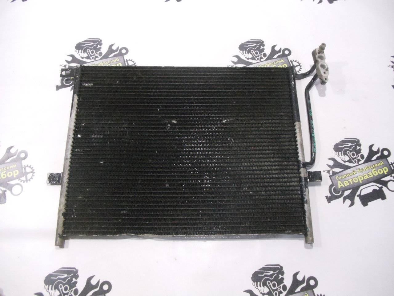 Радиатор кондиционера Bmw 3-Series E46 M43 1998