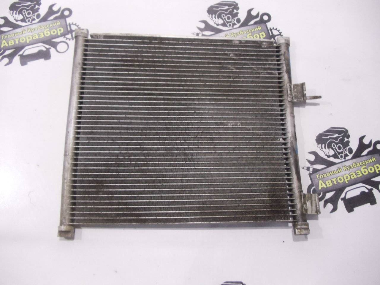 Радиатор кондиционера Ford Ka BAA 1996