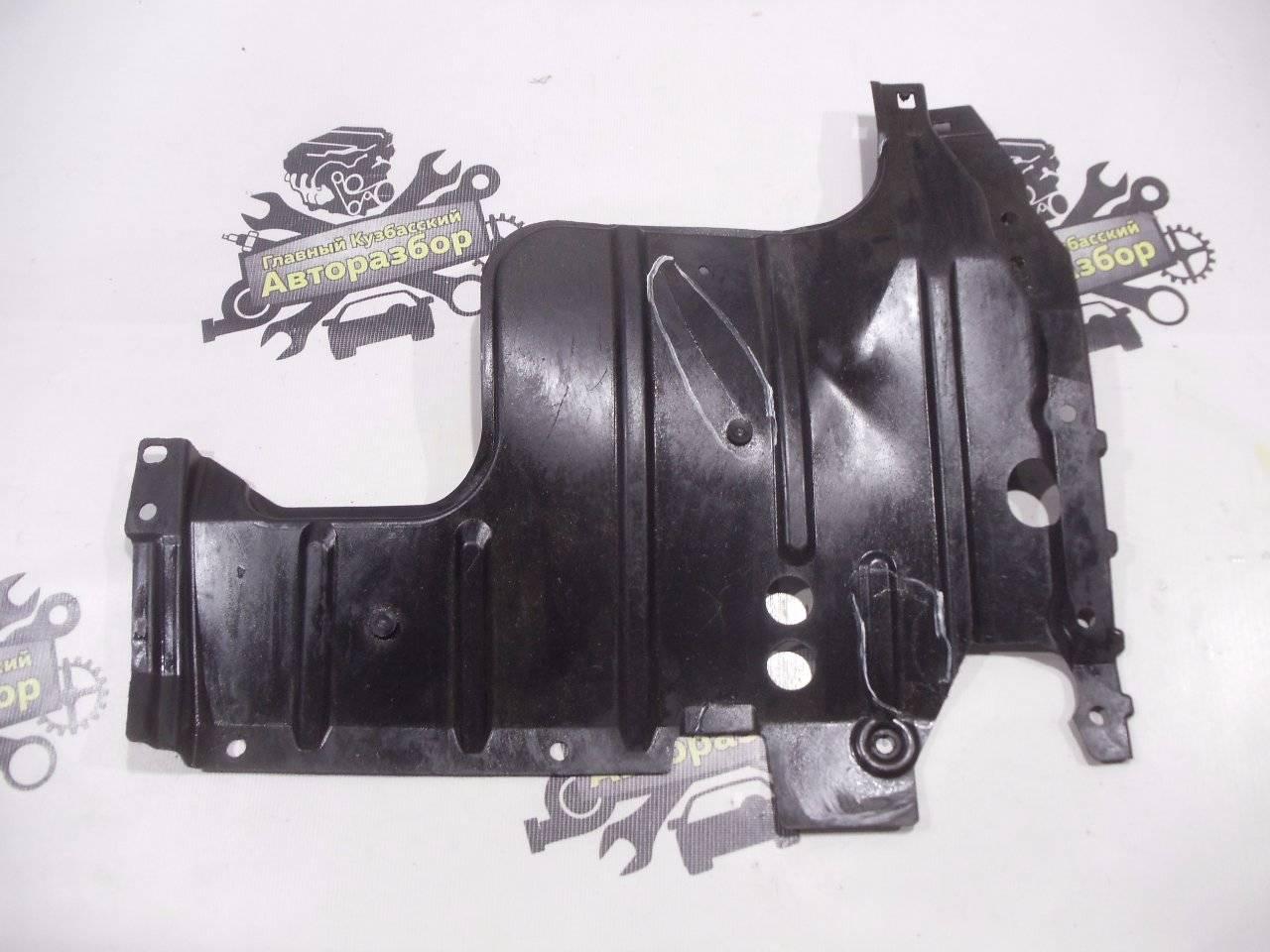 Защита двигателя Mitsubishi Lancer CS1A 4G18 2003 правая нижняя