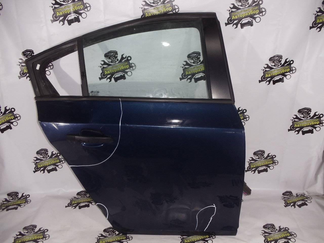 Дверь Chevrolet Cruze J300 F16D3 2009 задняя правая