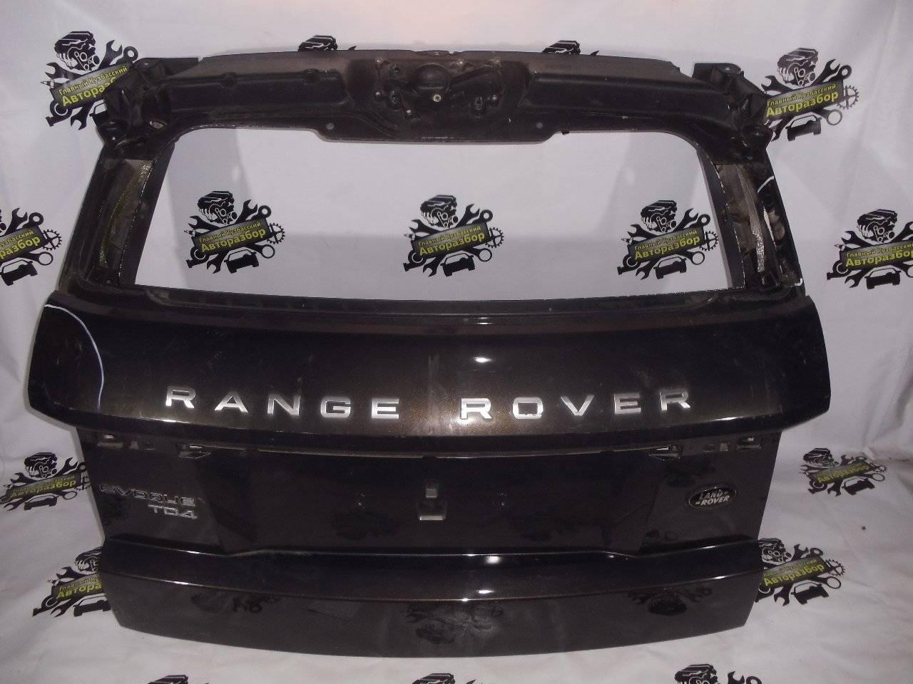 Крышка багажника Land Rover Range Rover Evoque L538 204PT 2011