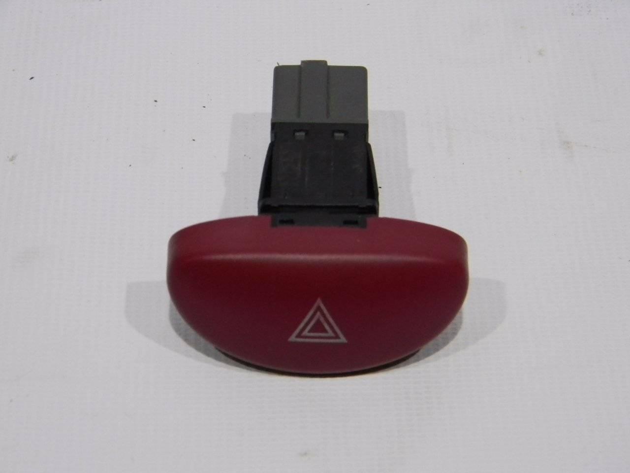 Кнопка включения аварийной сигнализации Peugeot 206 2A/C TU1JP 2005