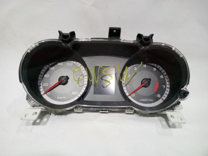 Панель приборов Mitsubishi Outlander CW5W 4B12 2006