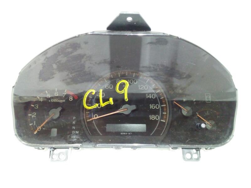 Панель приборов Honda Accord CL9 K24A 2002