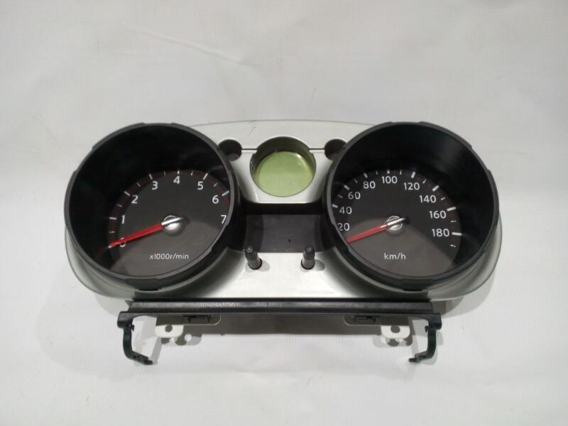 Панель приборов Nissan Qashqai J10 MR20DE 2008