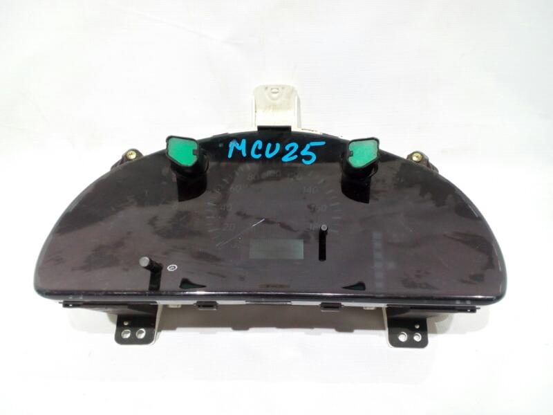 Панель приборов Toyota Kluger V MCU25 1MZFE 2001