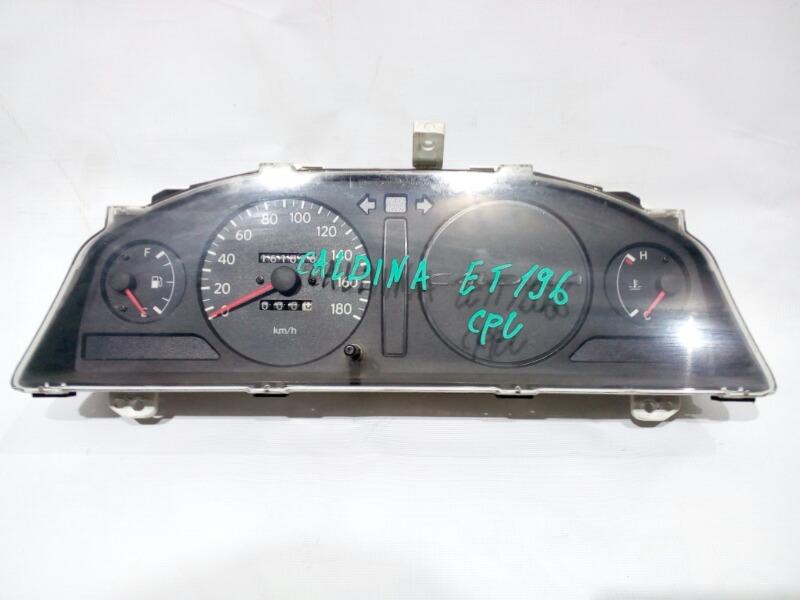 Панель приборов Toyota Caldina ET196 5EFE 1997