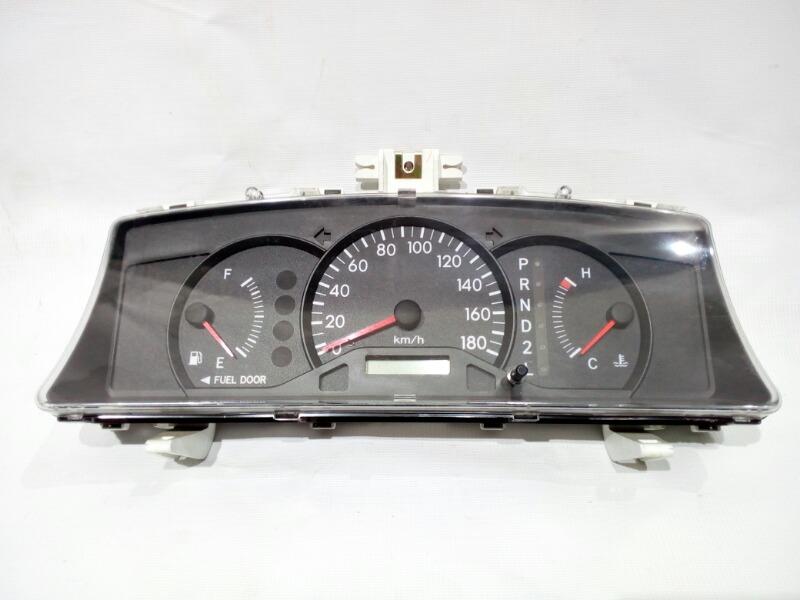 Панель приборов Toyota Corolla NZE121 1NZFE 2001