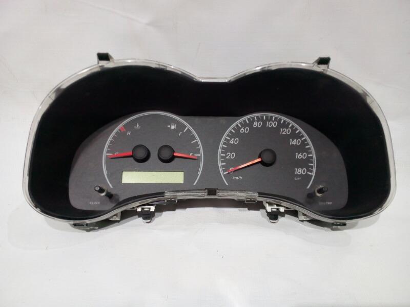 Панель приборов Toyota Corolla Axio NZE144 1NZFE 2006