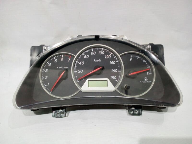 Панель приборов Toyota Wish ZNE10 1ZZFE 2003