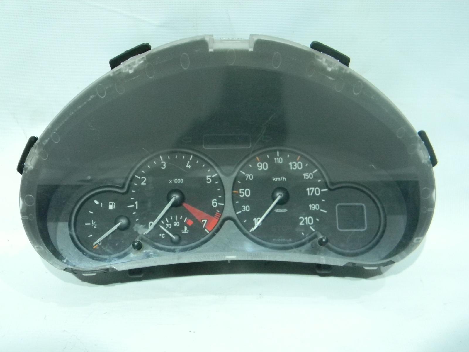 Панель приборов Peugeot 206 2A/C TU1JP 2005