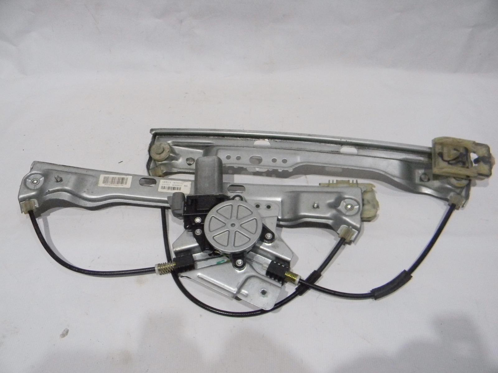 Стеклоподъемник Geely Emgrand Ec7 FE-1 JL4G18 2008> передний правый