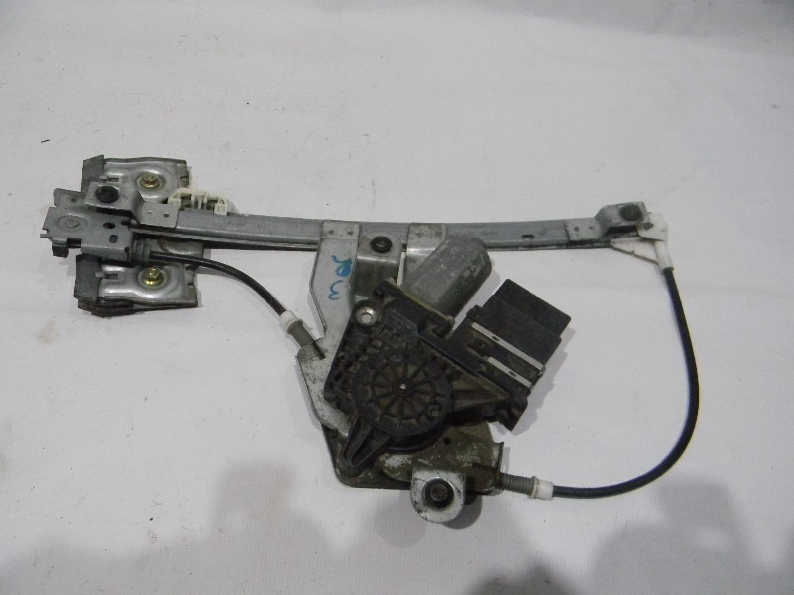 Стеклоподъемник Skoda Octavia 1U2 BCA 2000 задний правый