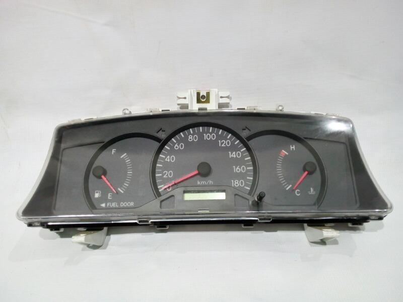 Панель приборов Toyota Corolla Spacio NZE121 1NZFE 2001