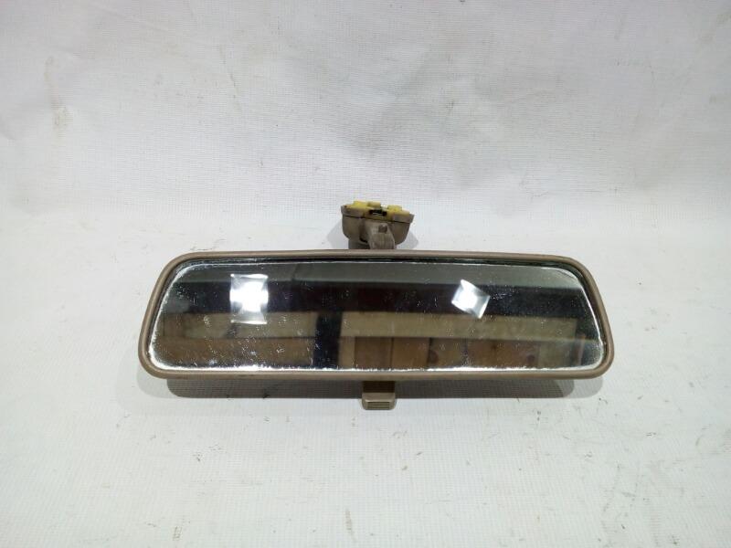 Зеркало заднего вида салонное Nissan Terrano JRR50 QD32ETI 1996