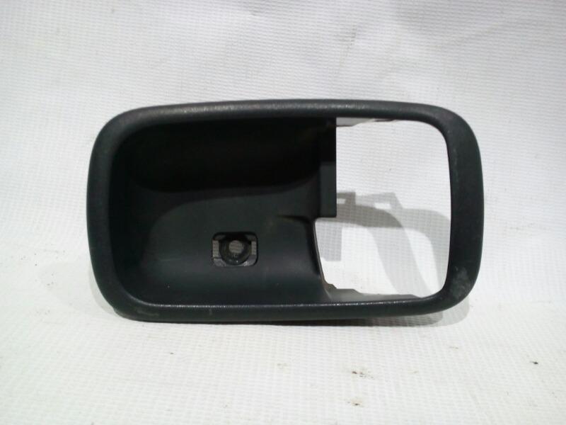 Накладка на ручку двери внутренняя Mitsubishi Lancer CS1A 4G18 2003 задняя левая