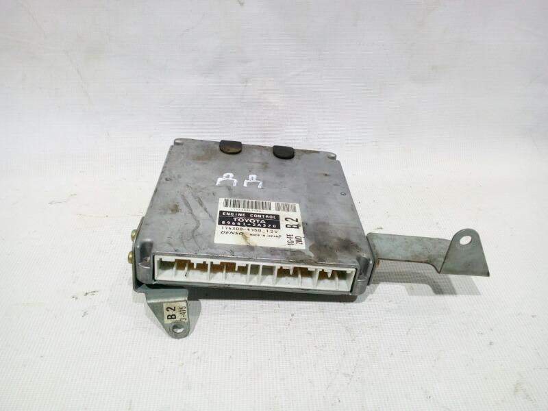 Блок управления двс Toyota Mark Ii GX110 1GFE 2000