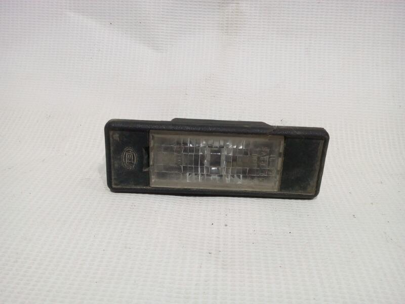 Фонарь освещения номерного знака Peugeot 408 EP6CDT 2010>