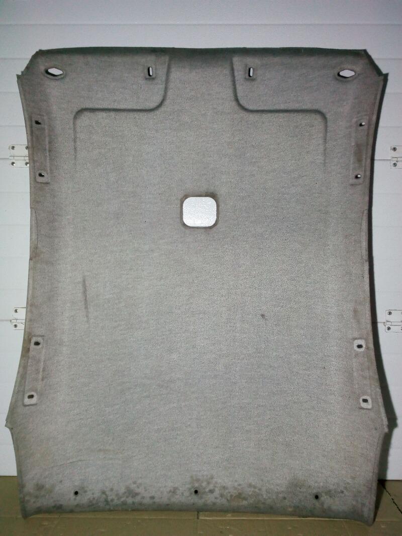 Обшивка потолка Chevrolet Aveo T200 F14D4 2002