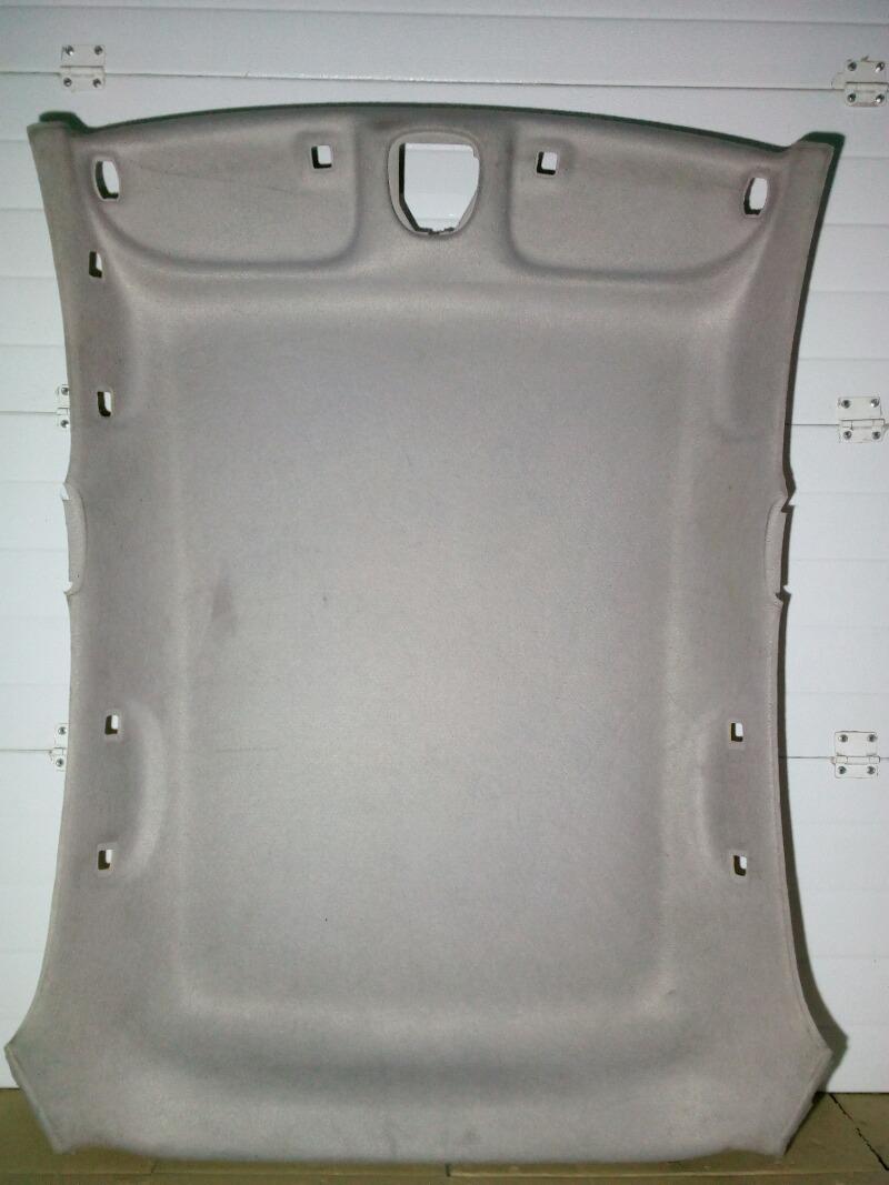 Обшивка потолка Peugeot 206 2A/C TU1JP 2005