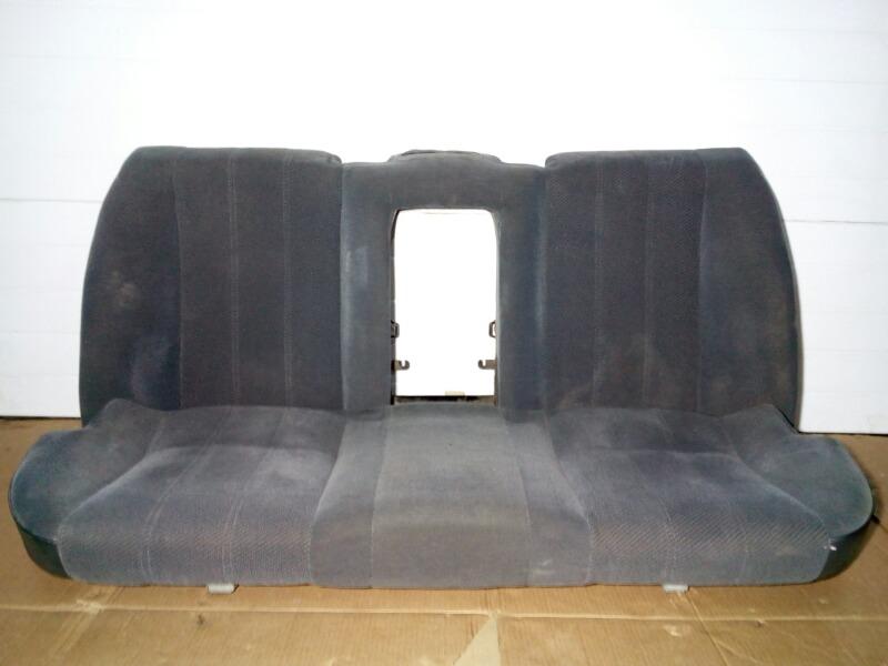 Сиденье Bmw 5-Series E34 M20B25 1988 заднее