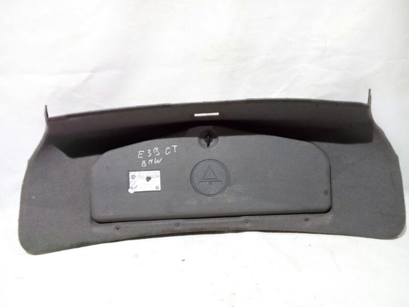Обшивка крышки багажника Bmw 5-Series E39 M52B25 1995