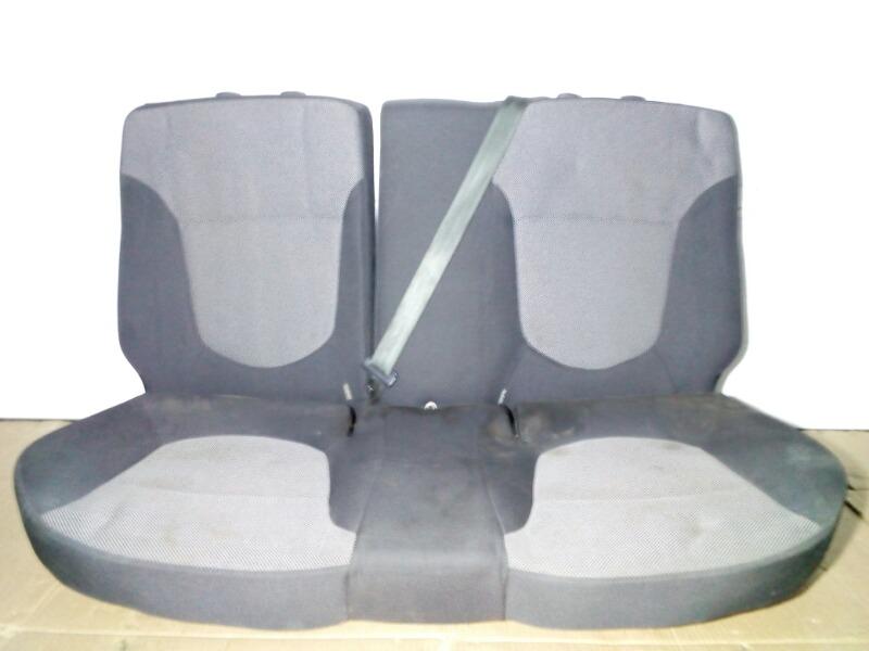Сиденье Hyundai Solaris RB G4FA 2011> заднее