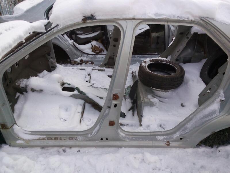Стойка кузова Renault Logan LS0G/LS12 K7M 2005 левая