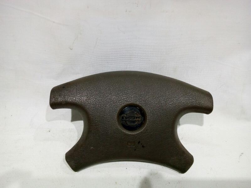 Подушка безопасности в руль Nissan Bluebird U13 GA16DS 1991