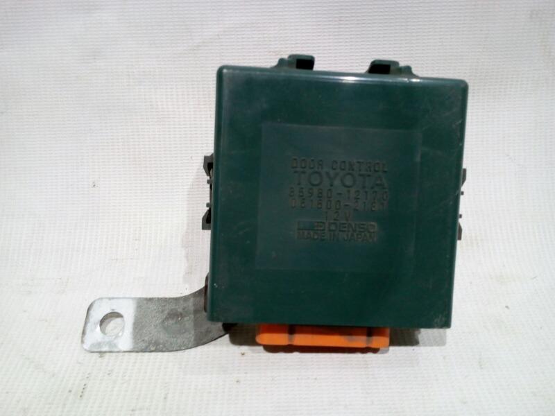 Блок управления дверями Toyota Corolla AE104 4AFE 1992