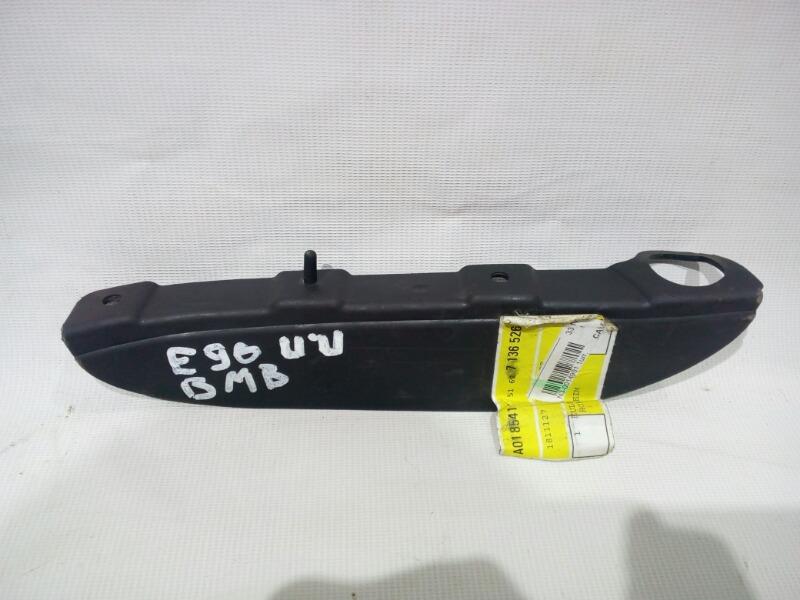 Брызговик Bmw 3-Series E90 N52B25 2005 передний правый
