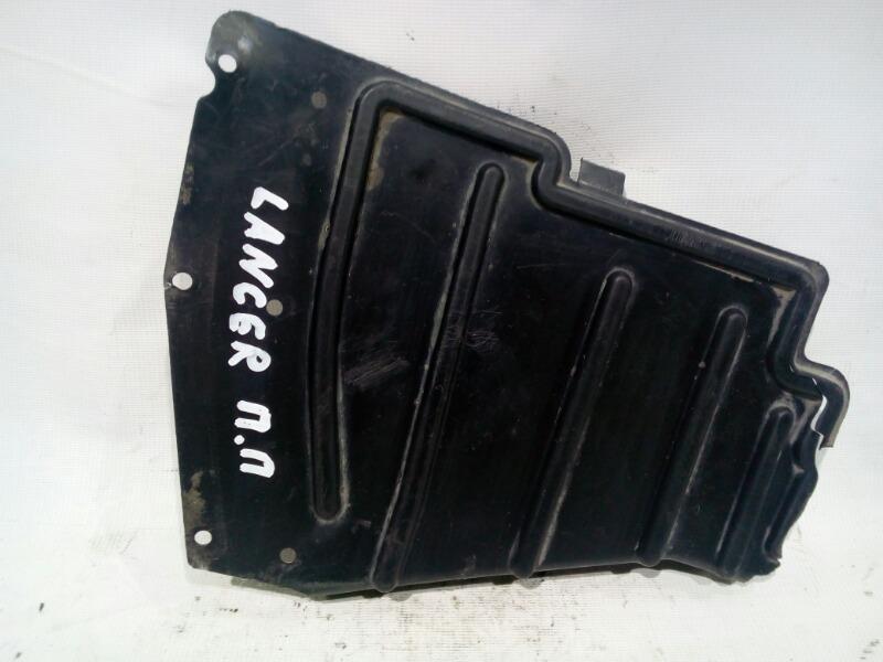 Защита двигателя Mitsubishi Lancer CS1A 4G18 2003 передняя правая