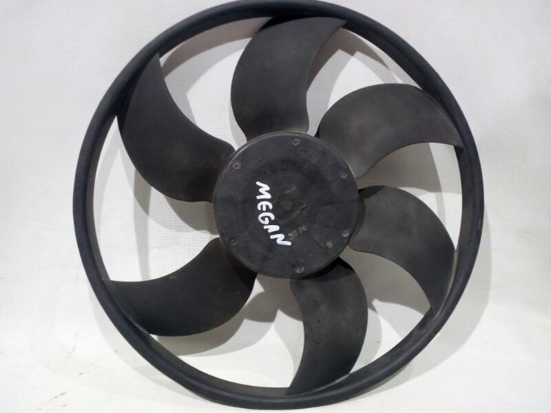 Вентилятор охлаждения радиатора Renault Megane LA K4M 1999