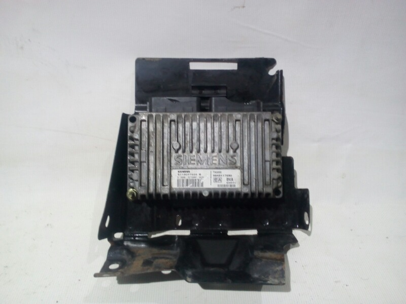 Блок управления акпп Peugeot 307 3C EW10 2003