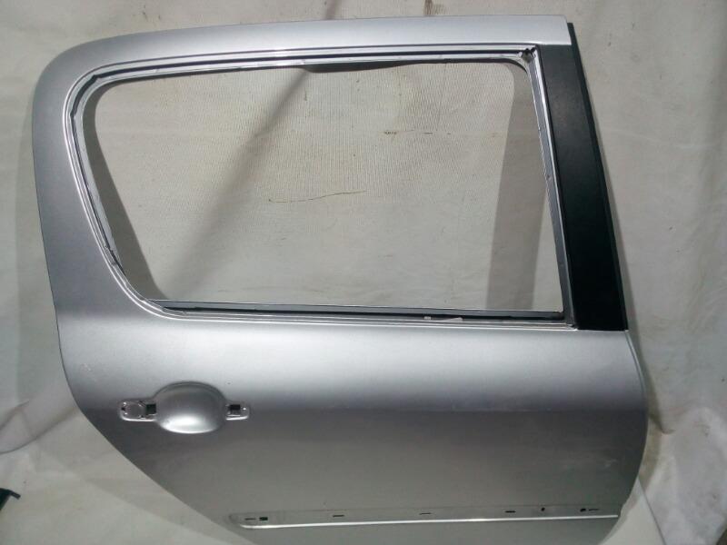 Дверь Peugeot 307 3C EW10 2003 задняя правая