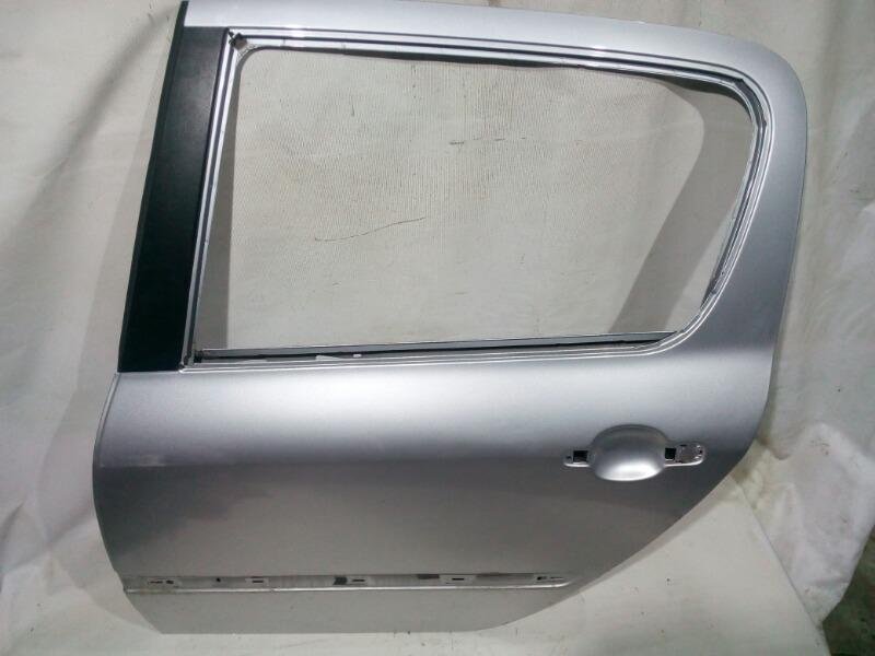 Дверь Peugeot 307 3C EW10 2003 задняя левая