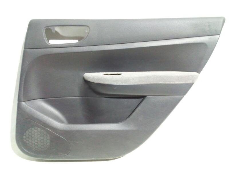 Обшивка двери Peugeot 307 3C EW10 2003 задняя правая