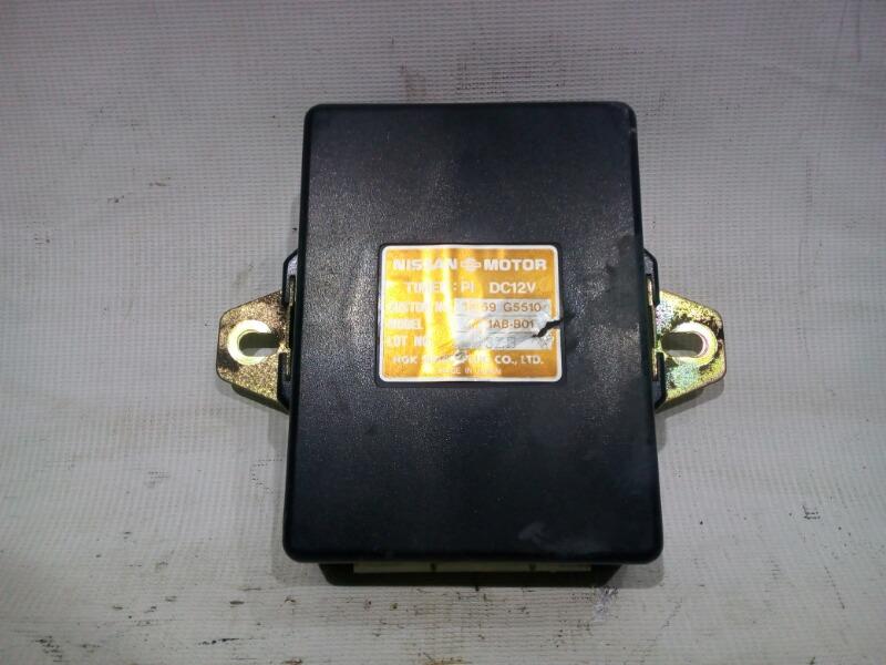 Блок управления свечами накала Nissan Vanette Truck UJC22 LD20 1994