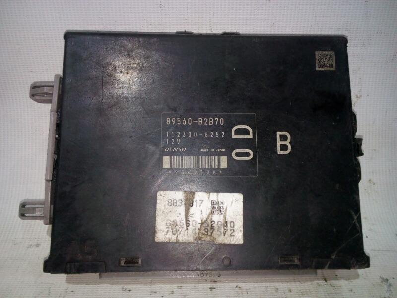 Блок управления двс Daihatsu Mira L275V KFVE 2006
