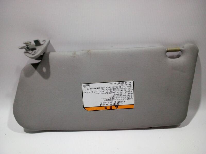 Козырек солнцезащитный Mitsubishi Lancer Cedia CS5W 4G93 2002 правый