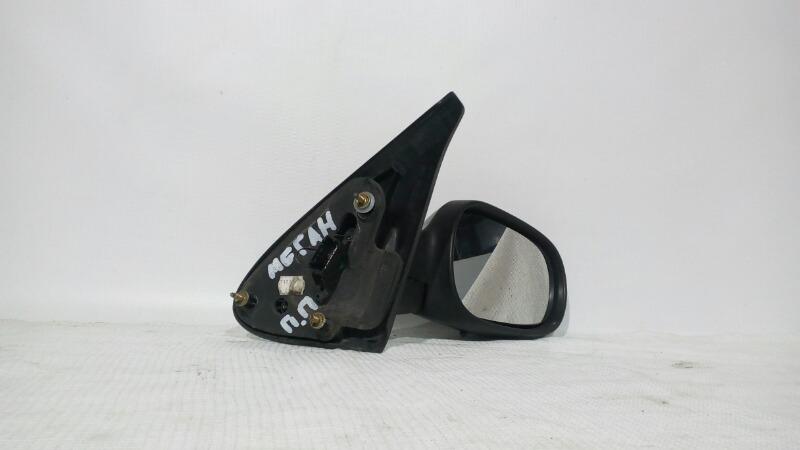 Зеркало заднего вида боковое Renault Megane LA K4M 1999 правое