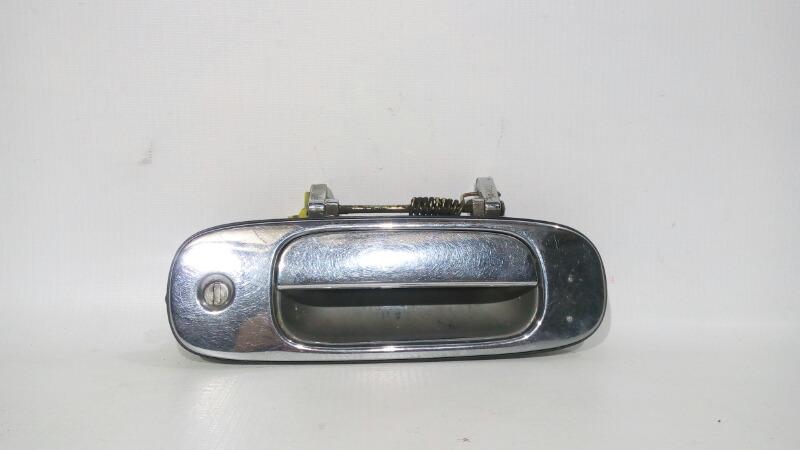 Ручка двери внешняя Nissan Bluebird U13 GA16DS 1991 передняя правая