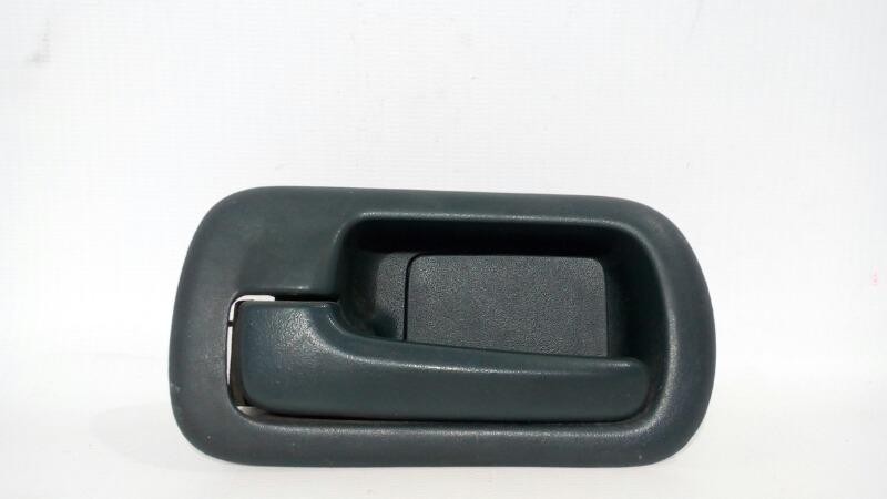 Ручка двери внутренняя Honda Civic EU3 D17A 2000 передняя левая