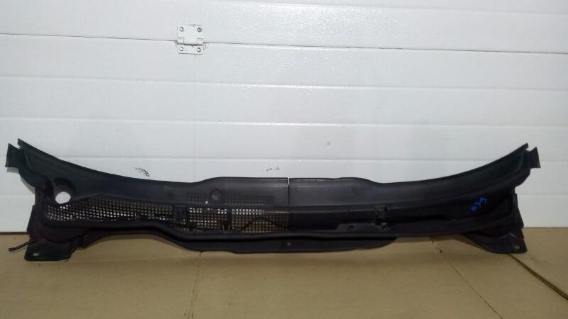Решетка под дворники (жабо) Honda Accord CL7 K20A 2002 передняя правая