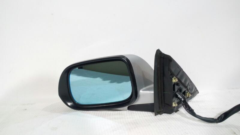 Зеркало заднего вида боковое Honda Accord CL7 K20A 2002 левое
