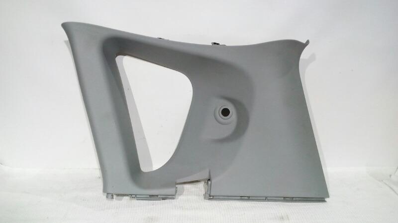 Обшивка багажника Mitsubishi Colt Z27A 4G15 2004 задняя правая верхняя